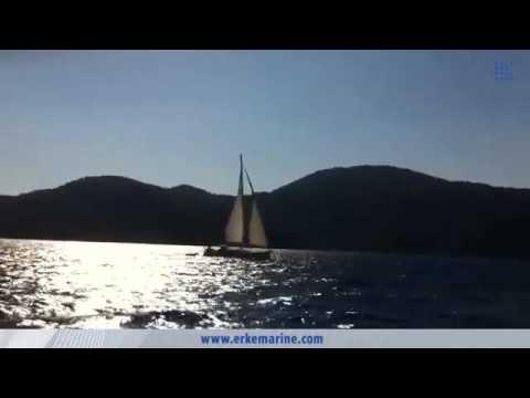 ERKE Marine, Selis Sense 50 - Hamam Koyu - Göcek / Muğla / Turkey - www.erkemarine.com