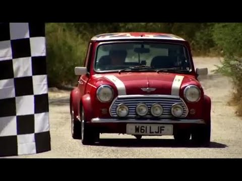 Indian Hill Climb Racing - Top Gear Christmas Special 2011 - BBC
