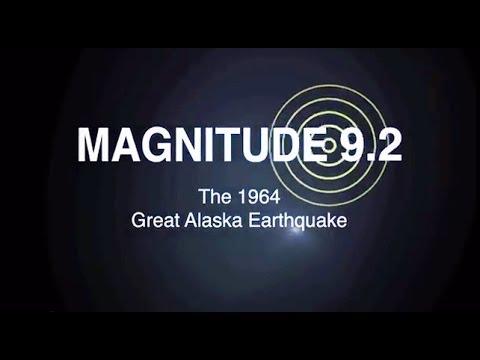 Magnitude 9.2: The 1964 Great Alaska Earthquake
