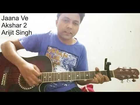 download lagu Jaana Ve - Guitar Cover  Aksar 2  gratis