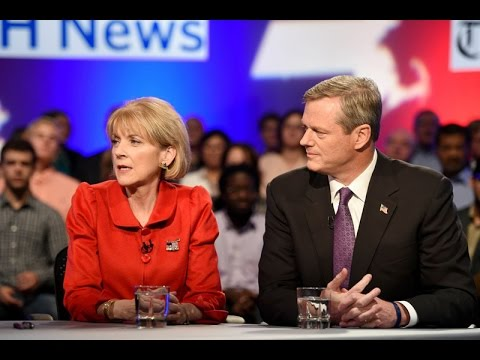 2014 WGBH News/Boston Globe Gubernatorial Debate