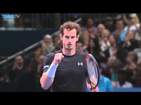 2015 Barclays ATP World Tour Finals Monday highlights - feat. Murray & Nadal