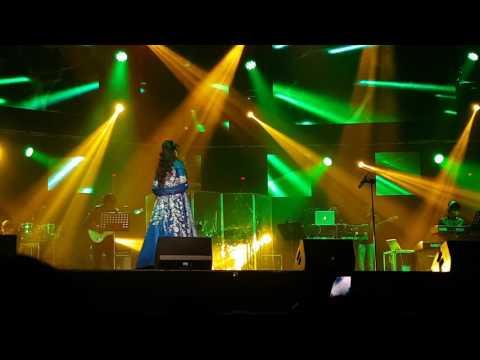 Shreya Ghoshal Live 2017 - Saans (Jab Tak Hai Jaan)