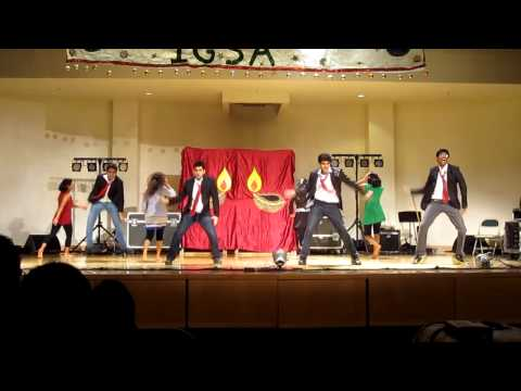 The Disco song (Disco deewane) dance performance