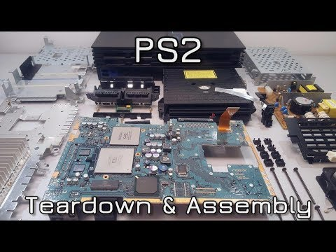 PS2 Teardown & Assembly