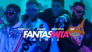 Casper Magico, Bryant Myers, Alex Rose & Juhn - Fantasmita Remix (Video Oficial)