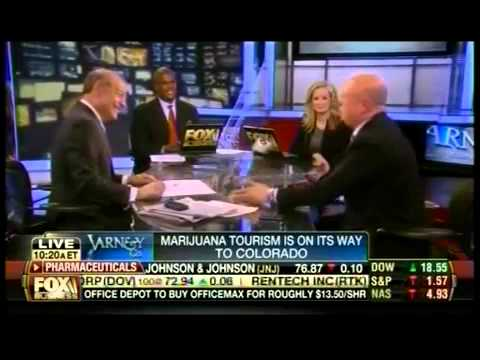 Marijuana Tourism - Hits Colorado - High Tour Package - The Travel Channel - USA