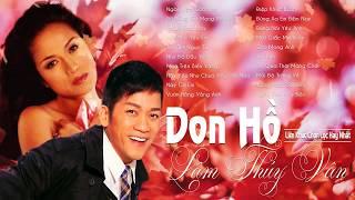 Don Hồ, Lâm Thúy Vân - Những Tình Khúc Hải Ngoại Lãng Mạn Hay Nhất - LK Nhạc Trẻ Hải Ngoại Chọn Lọc