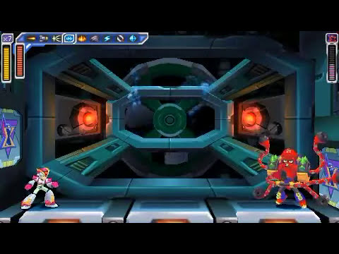 Mega Man Maverick Hunter X (X, Hard Mode)