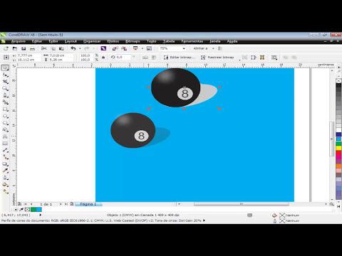 Curso de CorelDraw X6 - Aula 22 - PhotoPaint