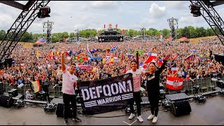 Defqon.1 2018 | Sound Rush