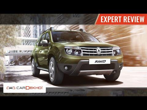 2015 Renault Duster AWD   Expert Review   CarDekho.com
