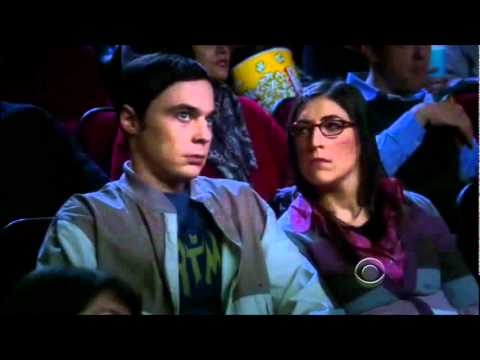 Sheldon ask Amy to be his girlfriend