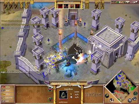 Age of Mythology - The Titans M08: Cerberus