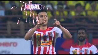 Indian Super League 2015: Kerala Blasters 2-3 Atletico de Kolkata