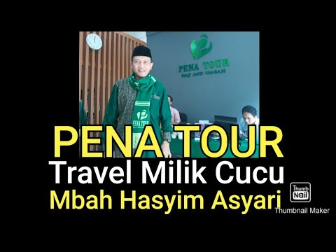 Video travel umroh nu