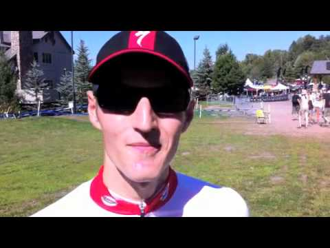 2011 Windham WC Men XC - Jaroslav Kulhavy Interview