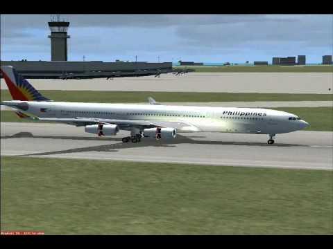 Fs2004 Philippine Airlines