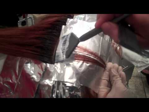 Sherry Ratay Red to Blonde with Beth Minardi Signature Haircolor