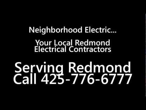 Electrical Contractors Redmond WA | Call 425-776-6777 | 98052 | 98053 | 98073 | 98074