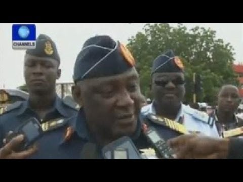 Nigeria Army Knows Where Boko Haram Are Holding Abducted School Girls!!!