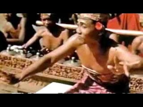 Bali, Indonesia- 1941- Dance, and a Gamelan Orchestra- Tempo Doeloe