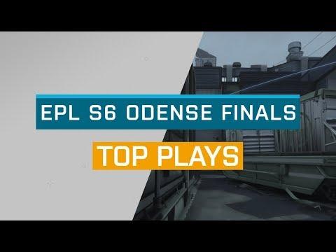 CS:GO - Top Plays: ESL Pro League Season 6 Odense Finals