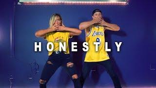 """Download Lagu """"HONESTLY"""" - Gabbie Hanna & Matt Steffanina Dance + Q&A Gratis STAFABAND"""