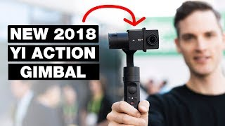 How to Get Smooth Action Camera Footage — Yi Gimbal 2 Review and Test