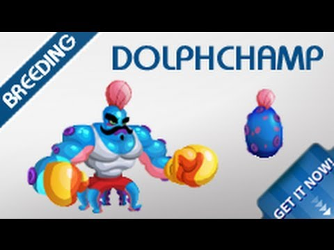 How to Get On Dolphchamp Monster Legends