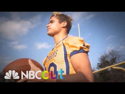 Missouri Star High School Football Player Comes Out | NBC Out | NBC News