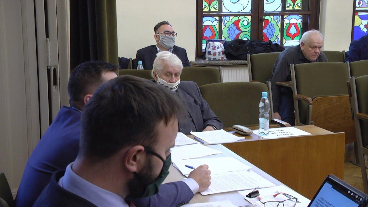 XXXIII sesja Rady Miejskiej, część IV