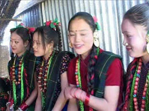 Magar Culture And Tradition Badhyata Poon Magar Cultural