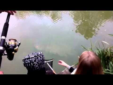 лазаревское рыбалка на горном озере