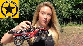 RC Race Truck 2.4GHz 50M 2WD / SUBOTECH Gale Buggy RC 1/16 Unboxing and Review