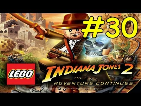 Lego Indiana Jones 2 Walkthrough Raiders Of The Lost Ark Belloq Battle