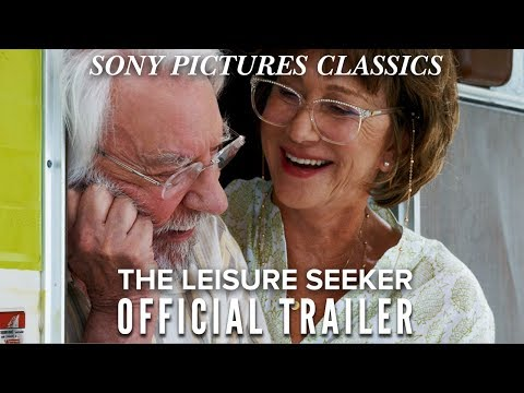 The Leisure Seeker (2017) - Official Trailer streaming vf