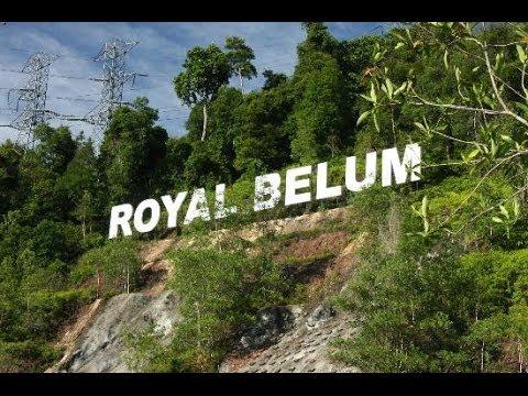 Malaysia Unveils New Ecotourism Destination At ITB Berlin 2014 - Royal Belum Rainforest