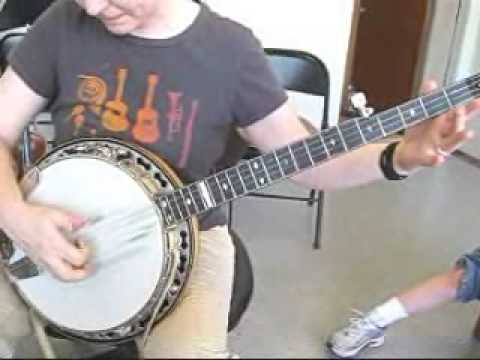 Beginning Banjo:  The G Lick