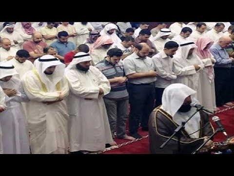 Isha Salah by Sheikh Muhammad Khalil al-Qari || Imam Masjid Quba Madina