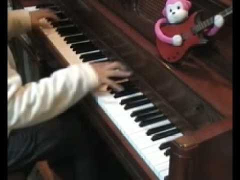 Sakuya's Theme-Flowering Night (Piano Version)