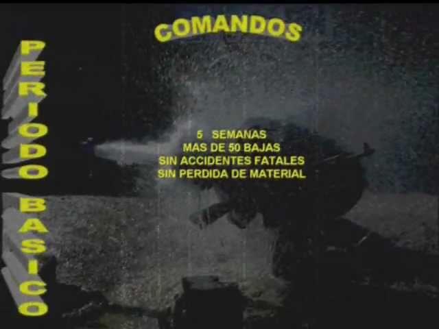 Curso Comandos 2007 Chile