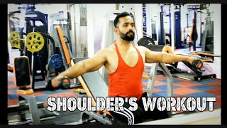 World's Best Shoulder Workouts | Sandeep Solanki