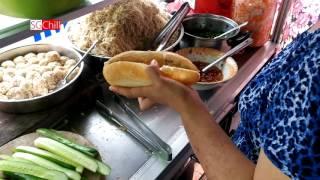 Bánh mì bì xíu mại ngon dzách lầu nhất Tây Ninh | Vietnamese banh mi