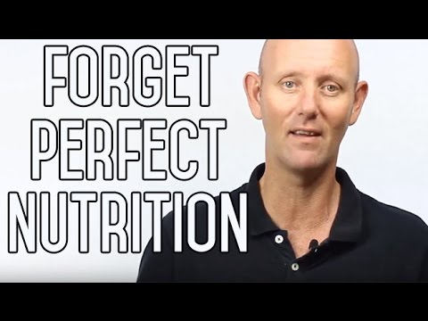 Don't Stress About Eating Perfectly - Part 7 of Hang Loose Without Booze