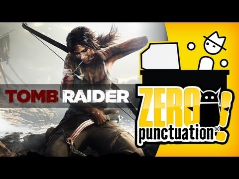 TOMB RAIDER (Zero Punctuation)