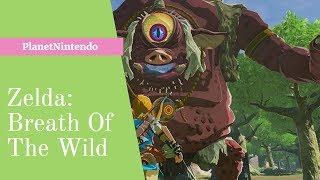 Legend Of Zelda BOTW #10 - Journey To Divine Beast!