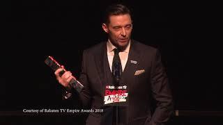Download lagu Best Actor - Hugh Jackman, 2018 Rakuten TV Empire Awards gratis