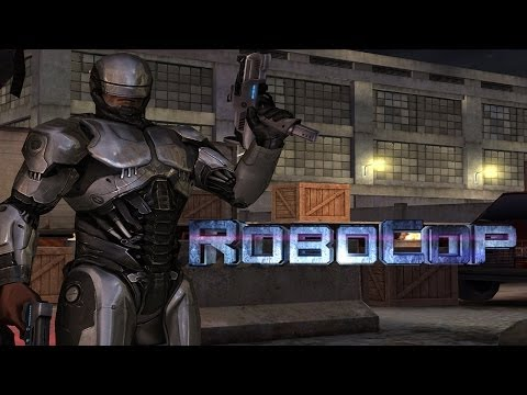 RoboCop™ - Universal - HD (Sneak Peek) Gameplay Trailer