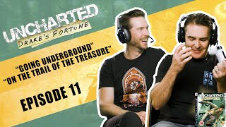 Uncharted Drake's Fortune | The Definitive Playthrough - Part 11 (ft Nolan North & Troy Baker)